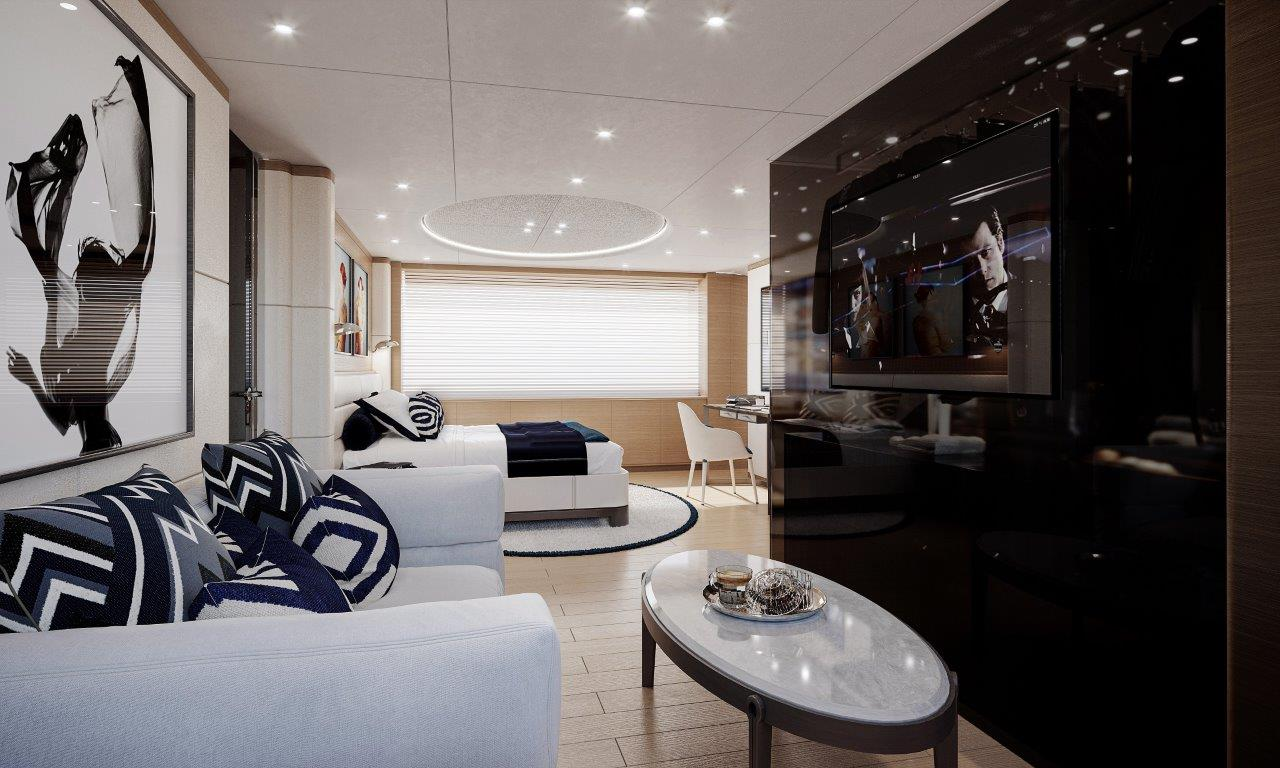 Benetti B.Yond 37M_owner cabin 1