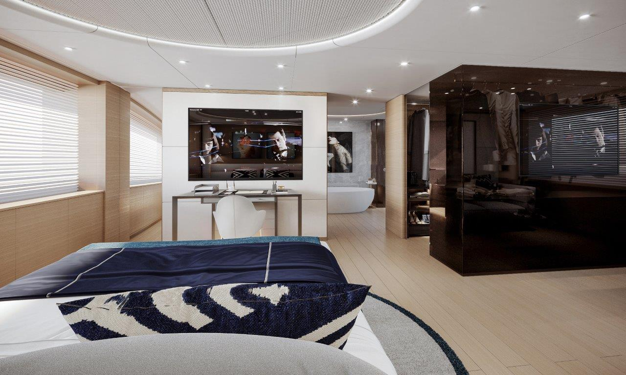 Benetti B.Yond 37M_owner cabin 2