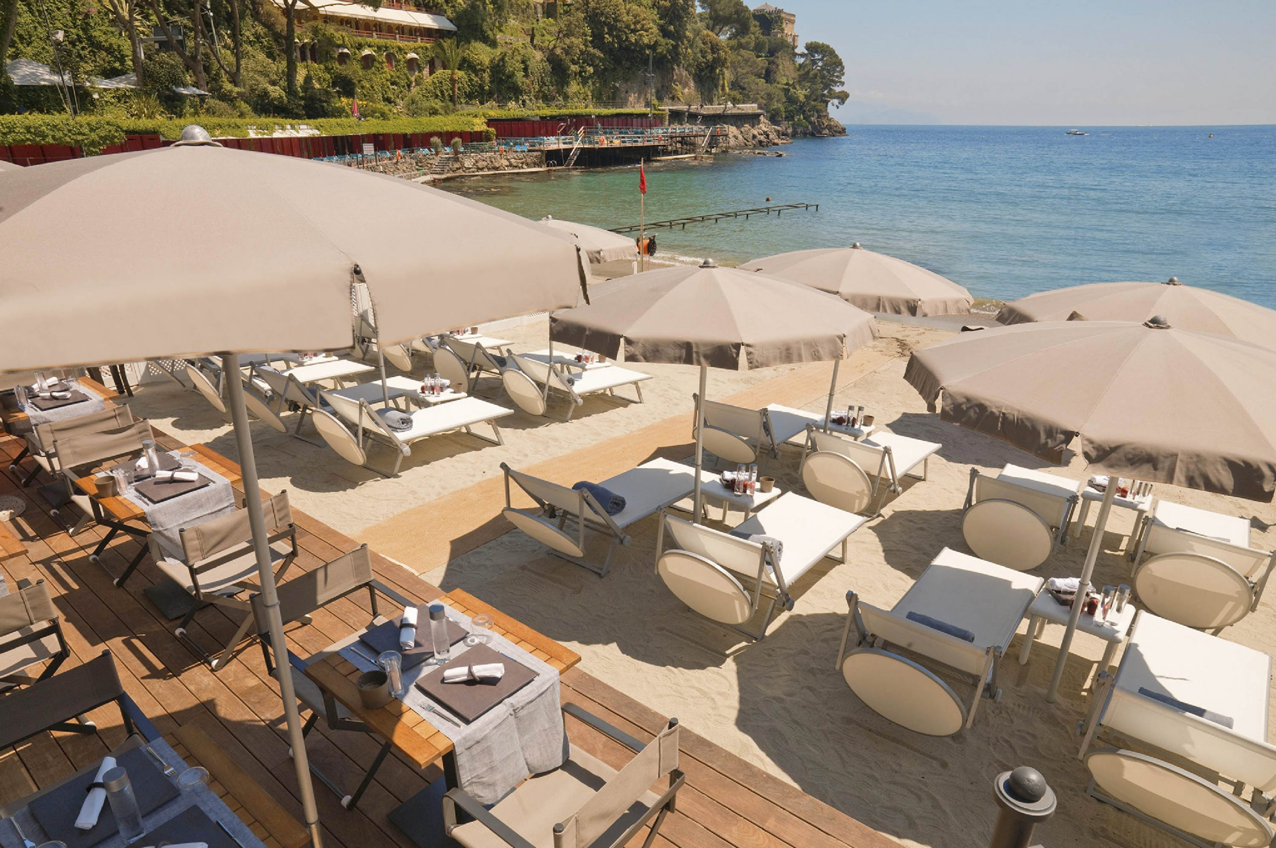 Eight Hotel Paraggi - Beach Club 2